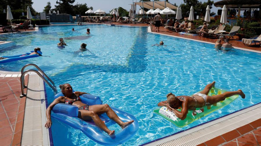 Le tourisme européen préfère la Turquie pour ses vacances