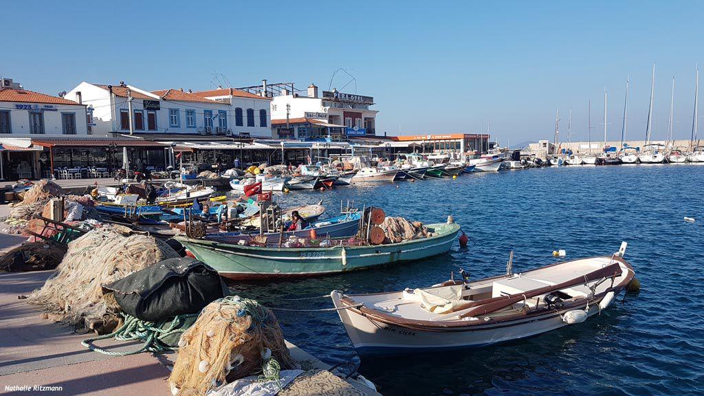 La belle Urla et son charmant quartier d'Iskele en région égéenne