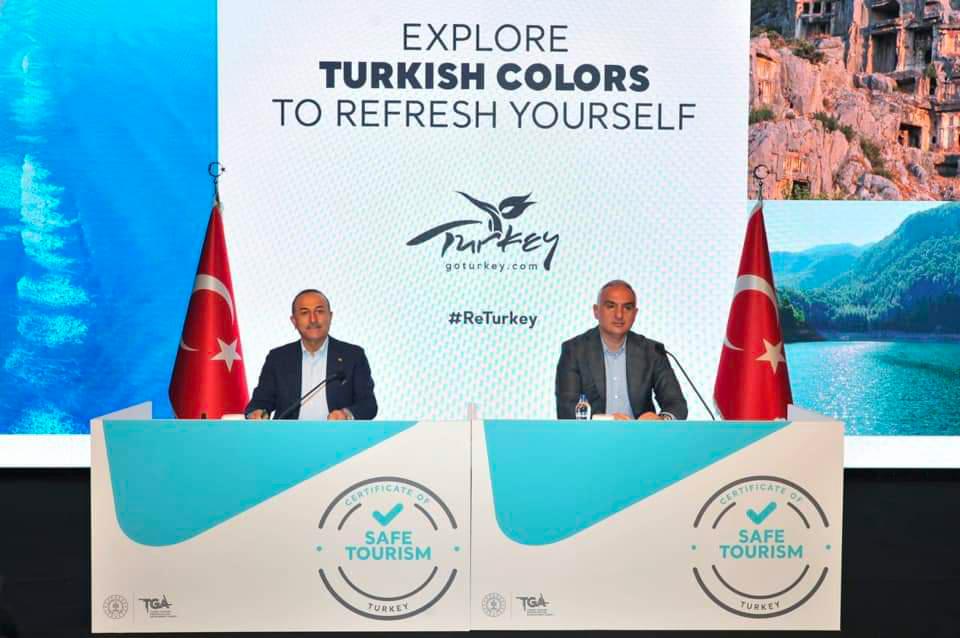 """La Turquie présente ses mesures """"Safe Tourism"""""""