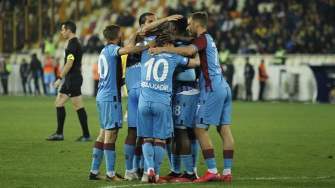 Trabzonspor trébuche (1-1)
