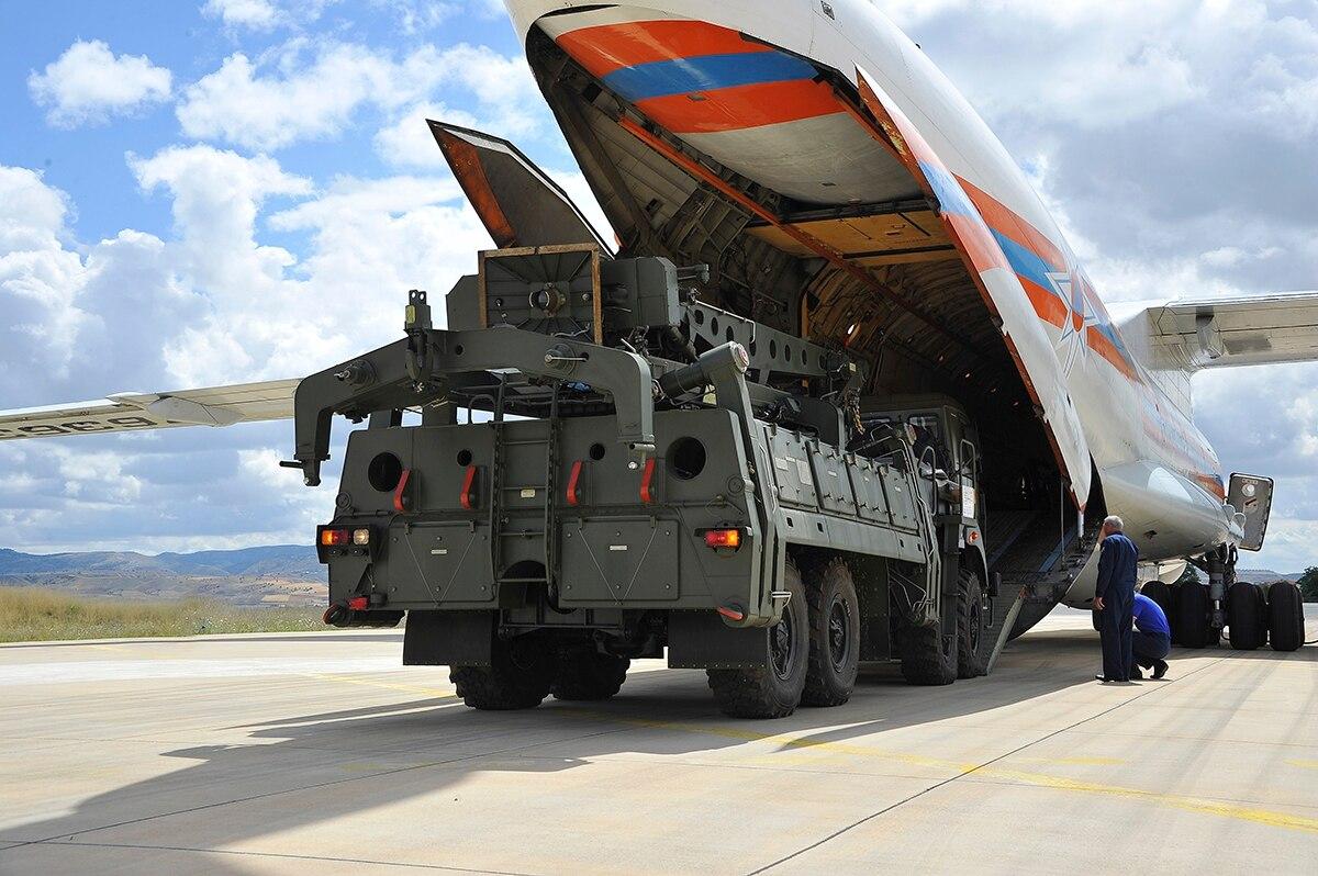 Les États-Unis pourraient acheter le S-400 de fabrication russe en Turquie sur proposition du Sénat Américain