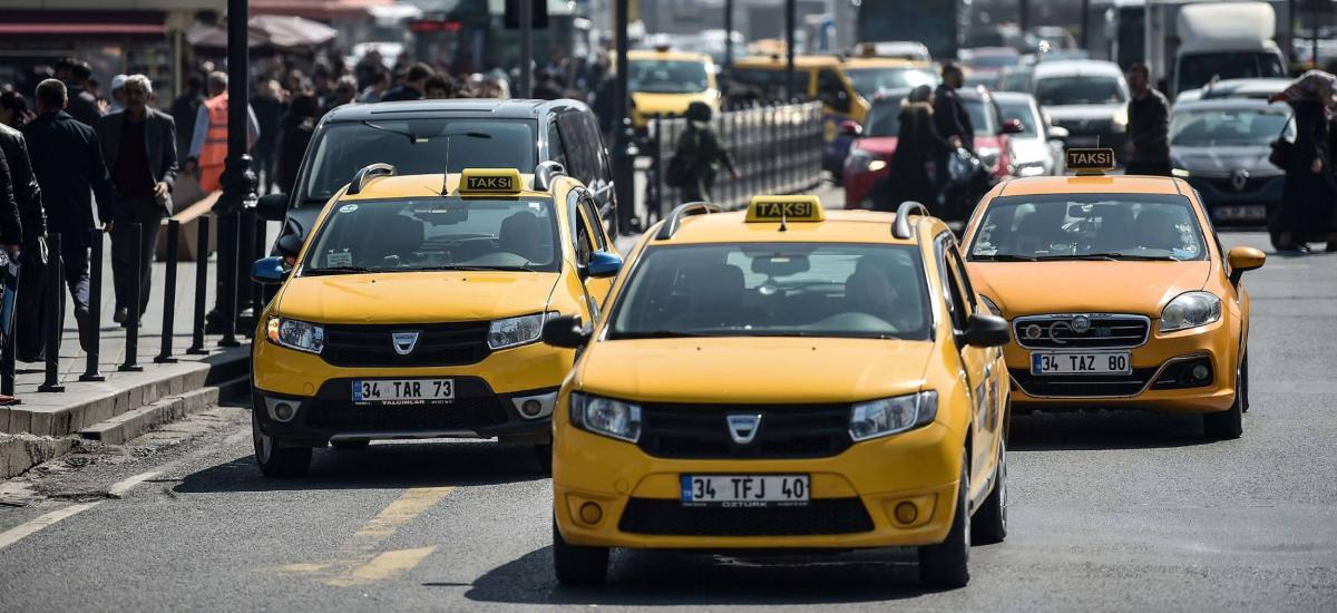Le projet de taxi d'Imamoğlu reçoit les applaudissements des Stambouliote , objection du secteur