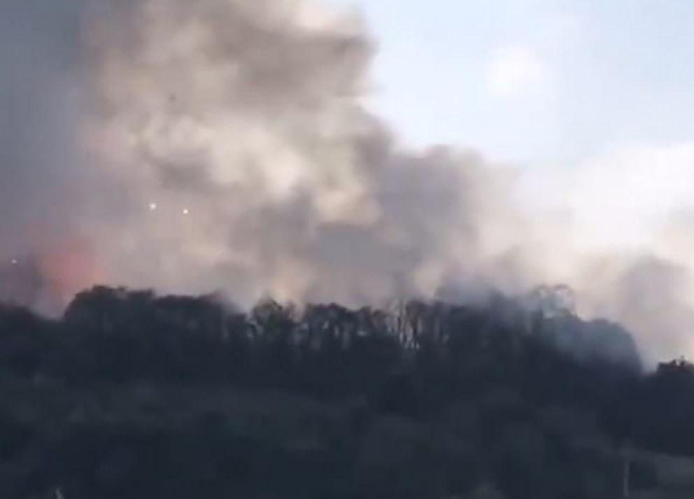 L'explosion d'une usine de feux d'artifice en Turquie fait 4 morts et au moins 97 blessés