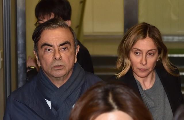 Les pilotes jugés pour l'évasion de Ghosn libérés de prison