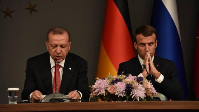 La France voit des sanctions possibles contre la Turquie lors d'une réunion spéciale de l'UE