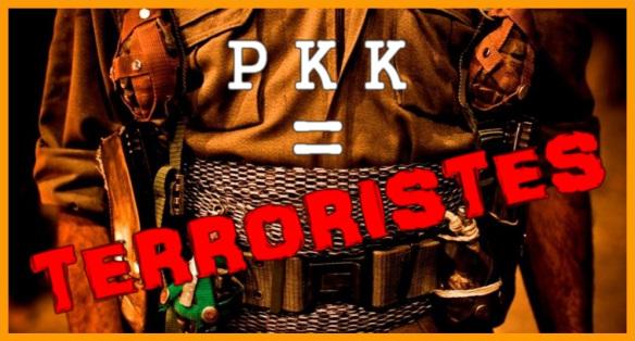 Le groupe terroriste ethno-nationaliste et séparatiste PKK poursuit ses activités illégales en Europe