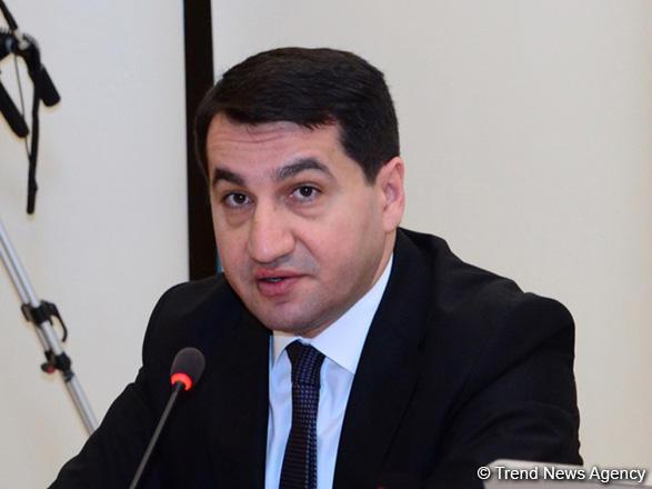 Hikmat Hajiyev : La provocation de l'Arménie,