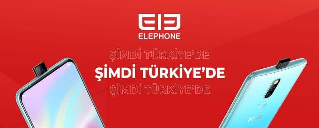 ELEPHONE arrivera bientôt sur le marché en Turquie