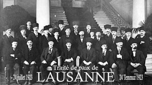 Le traité de paix du 24 juillet 1923 : la victoire turque consacrée à Lausanne