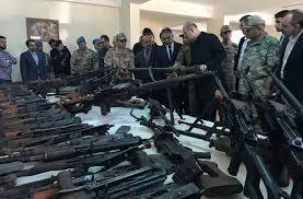 La Turquie saisit des munitions terroristes du PKK dans le nord de l'Irak