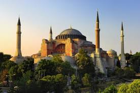 La mosquée Sainte-Sophie a été rouverte au culte