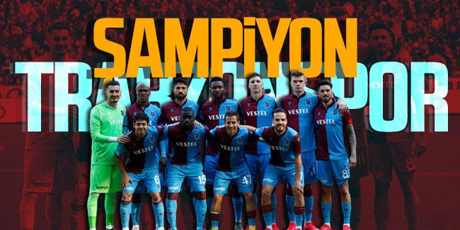 Trabzonspor est le vainqueur de la Coupe de Turquie
