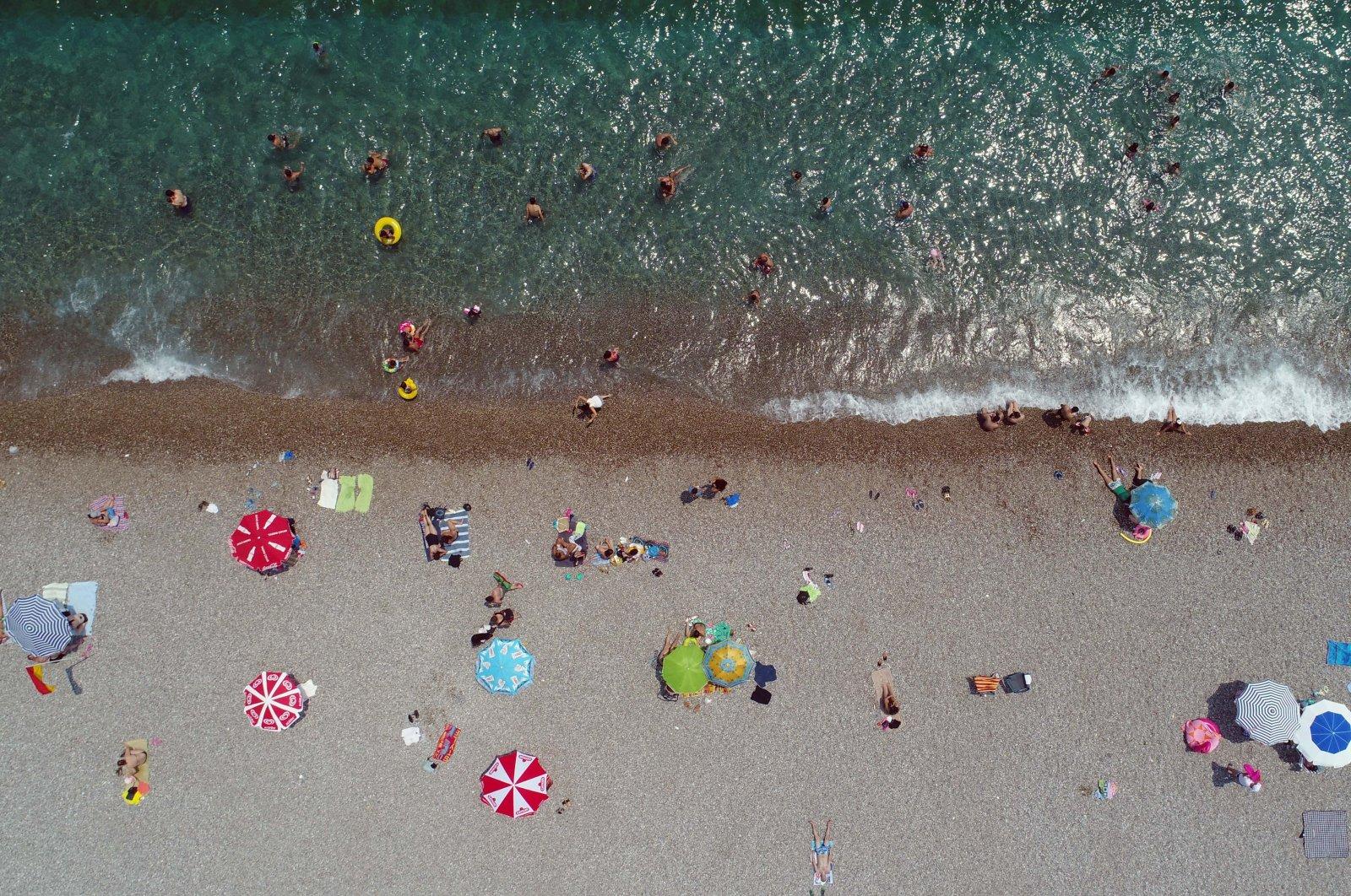 Les touristes russes reviennent pour stimuler la saison touristique en Turquie