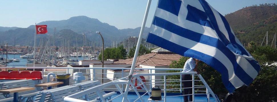 Grèce, Turquie, France, crise maritime : comment en est-on arrivé là ?