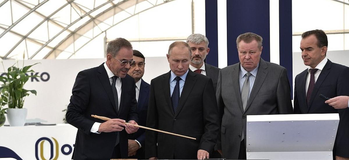 Un allié de Poutine vend une société turque de gaz naturel au groupe BDY