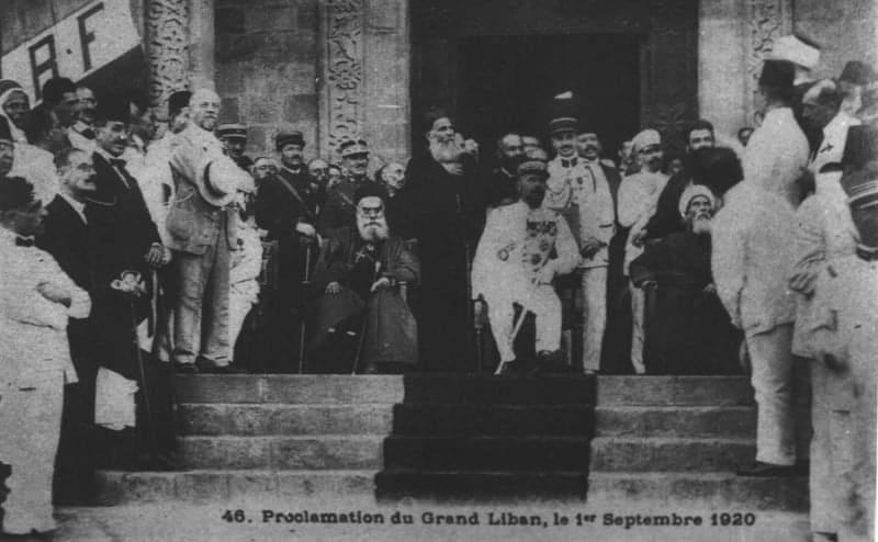 LE CONGRES DE SIVAS, LE LIBAN, MACRON & LE MANDAT FRANÇAIS