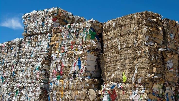 La Turquie veut réduire les importations de papier et de déchets de plastique