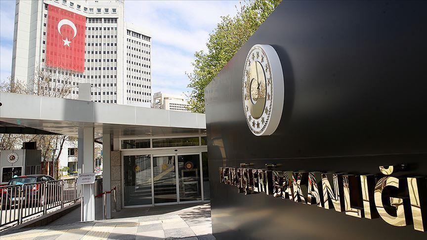 La Turquie dénonce les discussions d'un responsable de l'ONU avec un chef terroriste