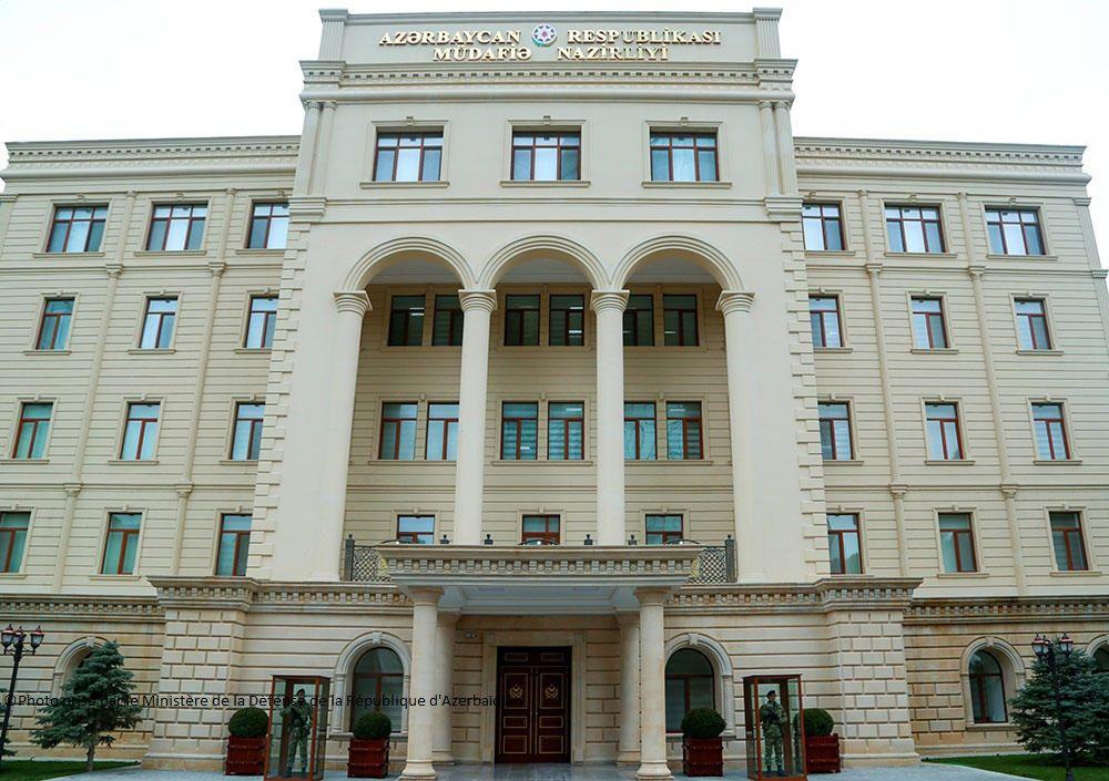 Le Ministère de la Défense de la République d'Azerbaïdjan a diffusé les noms des villages azerbaïdjanais libérés de l'occupation arménienne