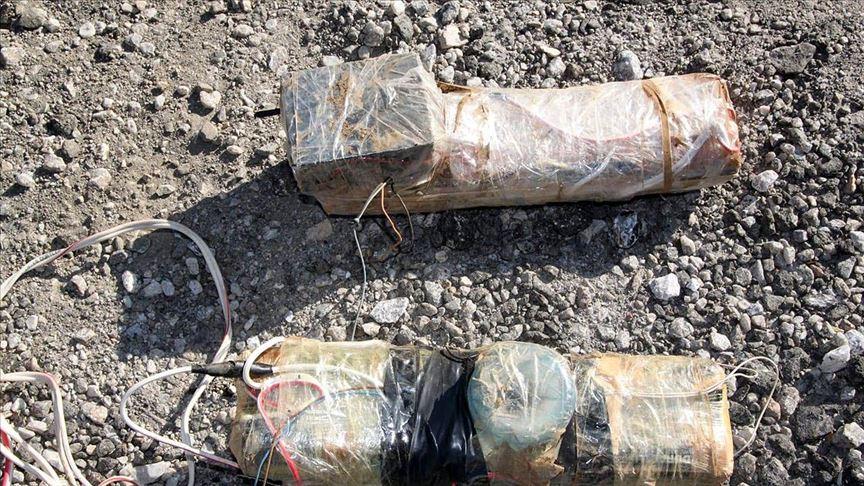 Turquie : 300 kg d'explosifs improvisés détruits