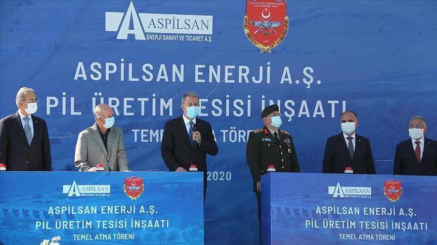 La Turquie inaugure la première usine de batteries lithium-ion
