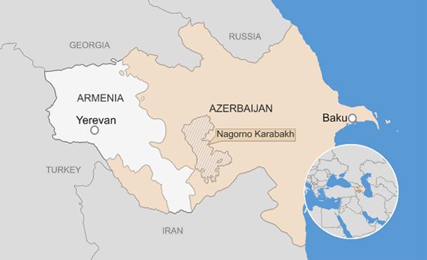Haut Karabakh : l'Azerbaïdjan et l'Arménie s'accordent sur un cessez-le-feu