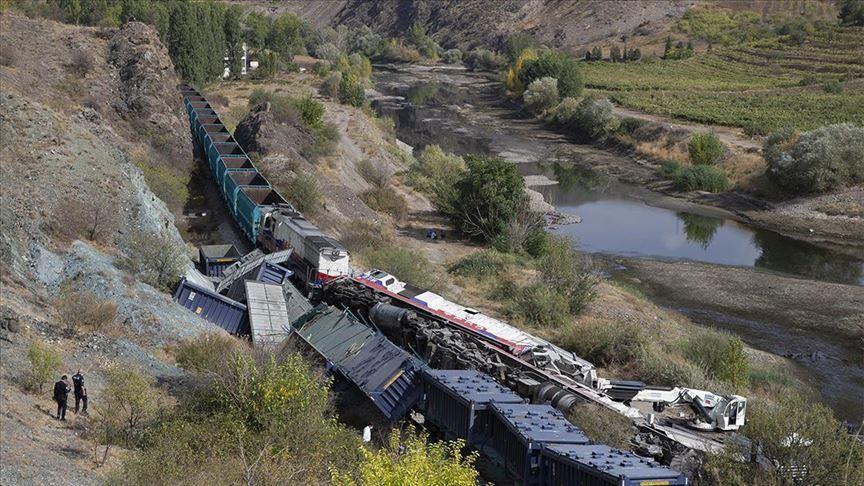2 personnes tuées dans un accident ferroviaire à Ankara