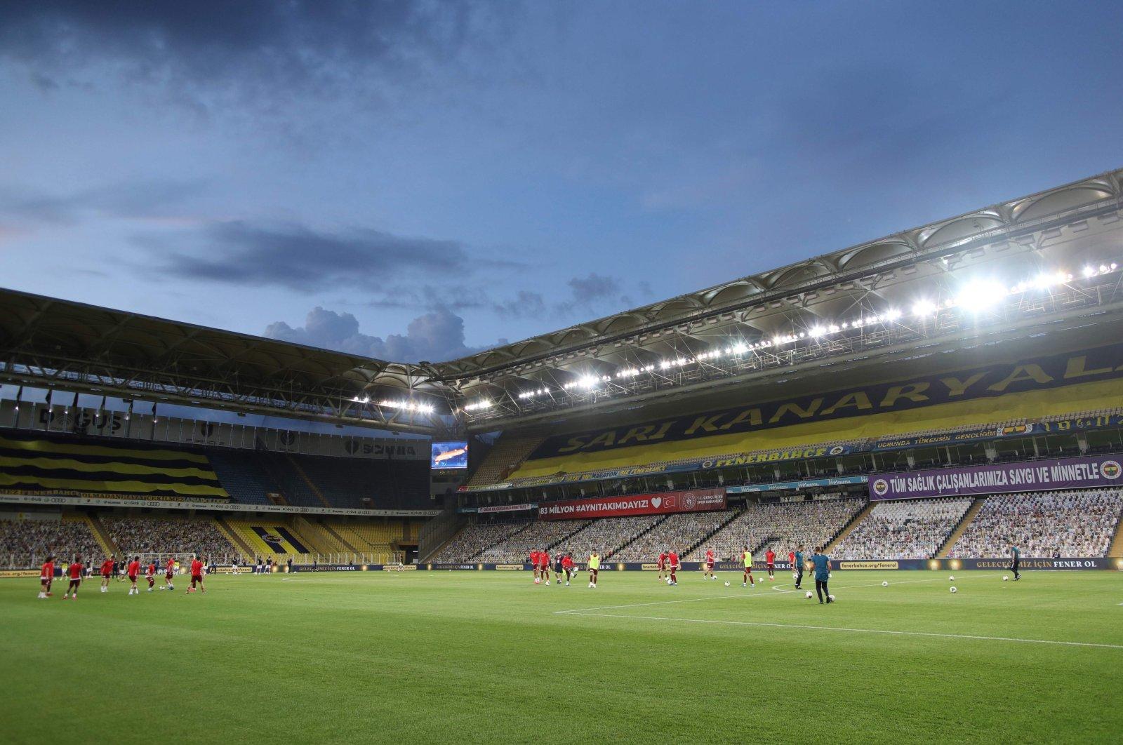 La fédération turque autorise un nombre limité de supporters aux matchs de football