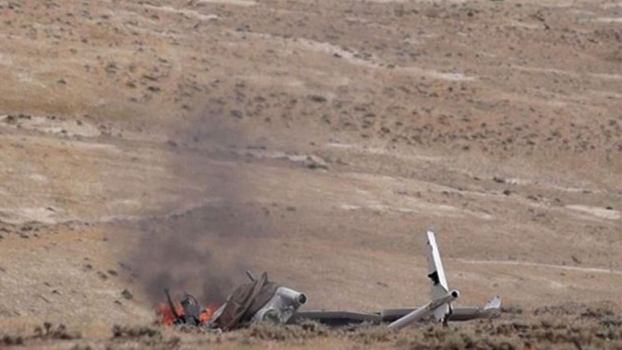 L'armée azerbaïdjanaise a abattu trois drones arméniens