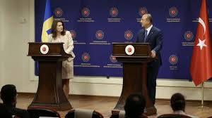"""""""Nous soutiendrons la décision de l'Azerbaïdjan aussi bien à la table que sur le terrain"""""""