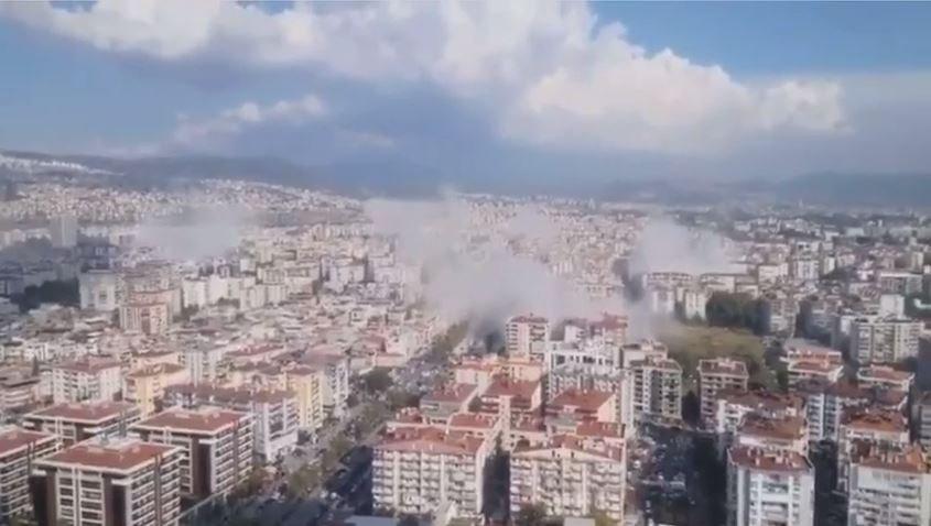 Un puissant séisme de magnitude 7 frappe l'ouest de la Turquie