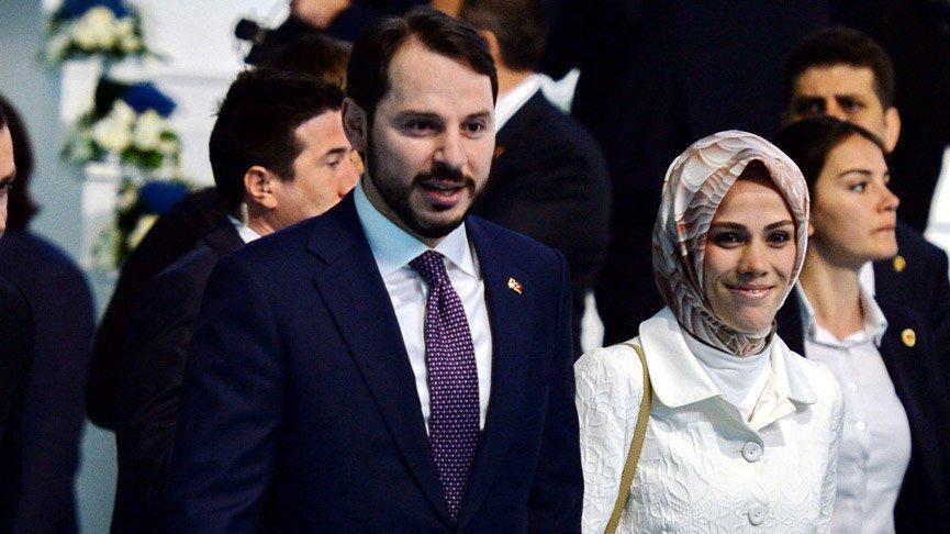 Berat Albayrak démissionne de son poste de ministre des Finances