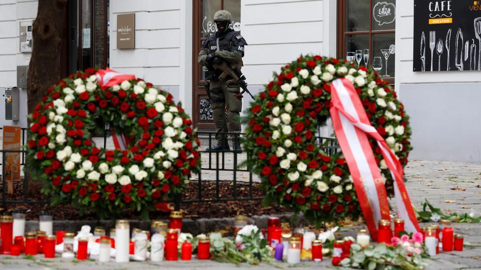 Turquie : l'Autriche a été avertie de l'attaquant de Vienne