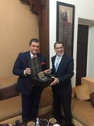 L'ex-ambassadeur de Turquie au Maroc décoré du Wissam Alaouite de l'ordre de Grand officier