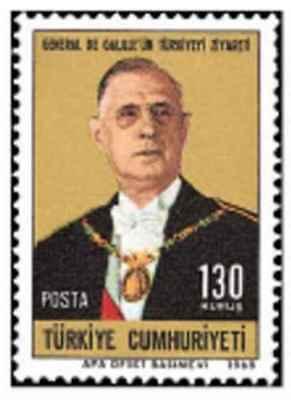 Le Général en visite en Turquie