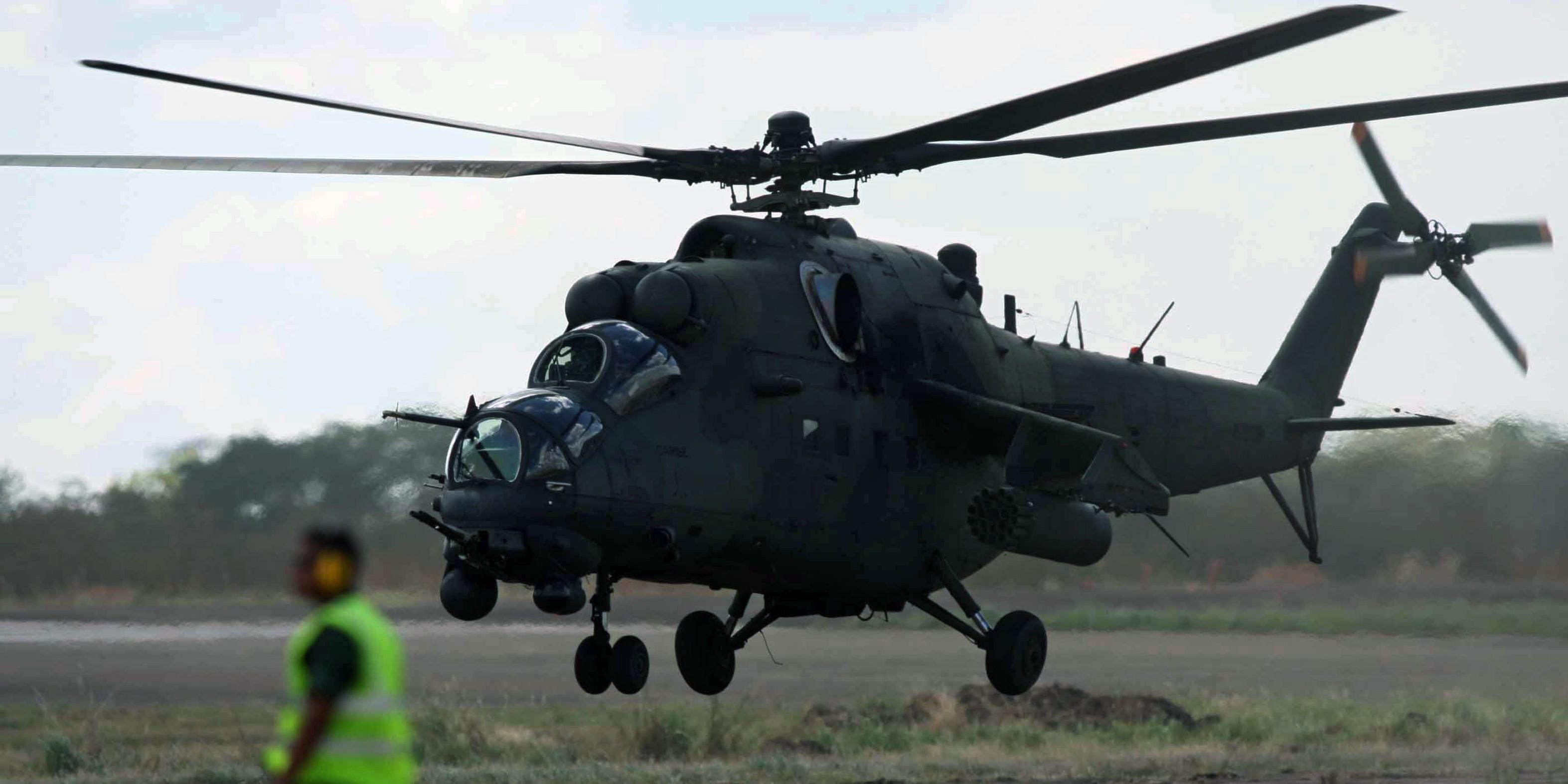 Haut-Karabakh : l'Azerbaïdjan abat par erreur un hélicoptère de l'armée russe