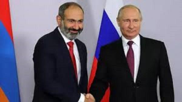 Le texte de reddition de l'Arménie