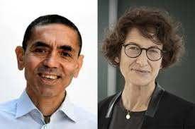 Covid : derrière l'espoir d'un vaccin, un couple de médecins d'origine turque