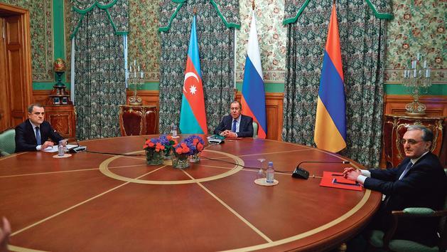 """Poutine """"la Turquie ne peut être accusée d'avoir violé le droit international au Karabakh"""""""