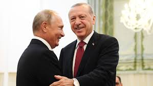 """Erdogan : """"La Turquie ne peut tourner le dos ni à l'Est ni à l'Ouest"""""""""""