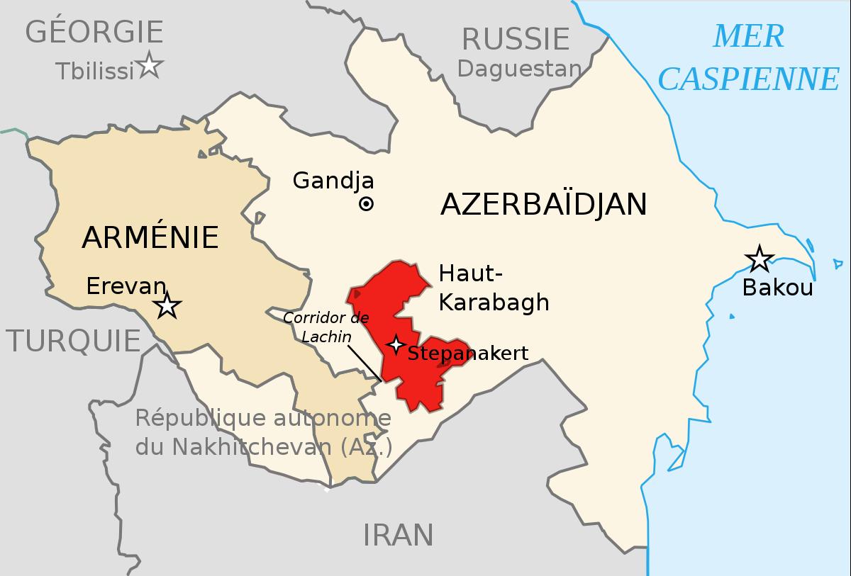 La France ne travaille pas pour une solution dans le Haut-Karabakh, mais pour saper la solution