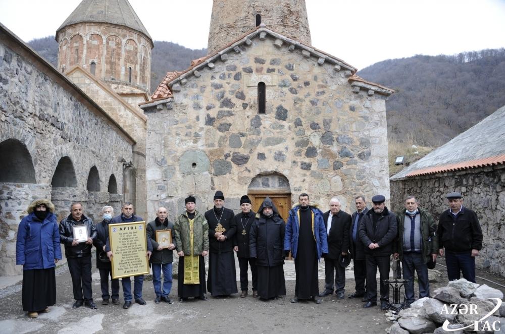Le monastère Khoudavang