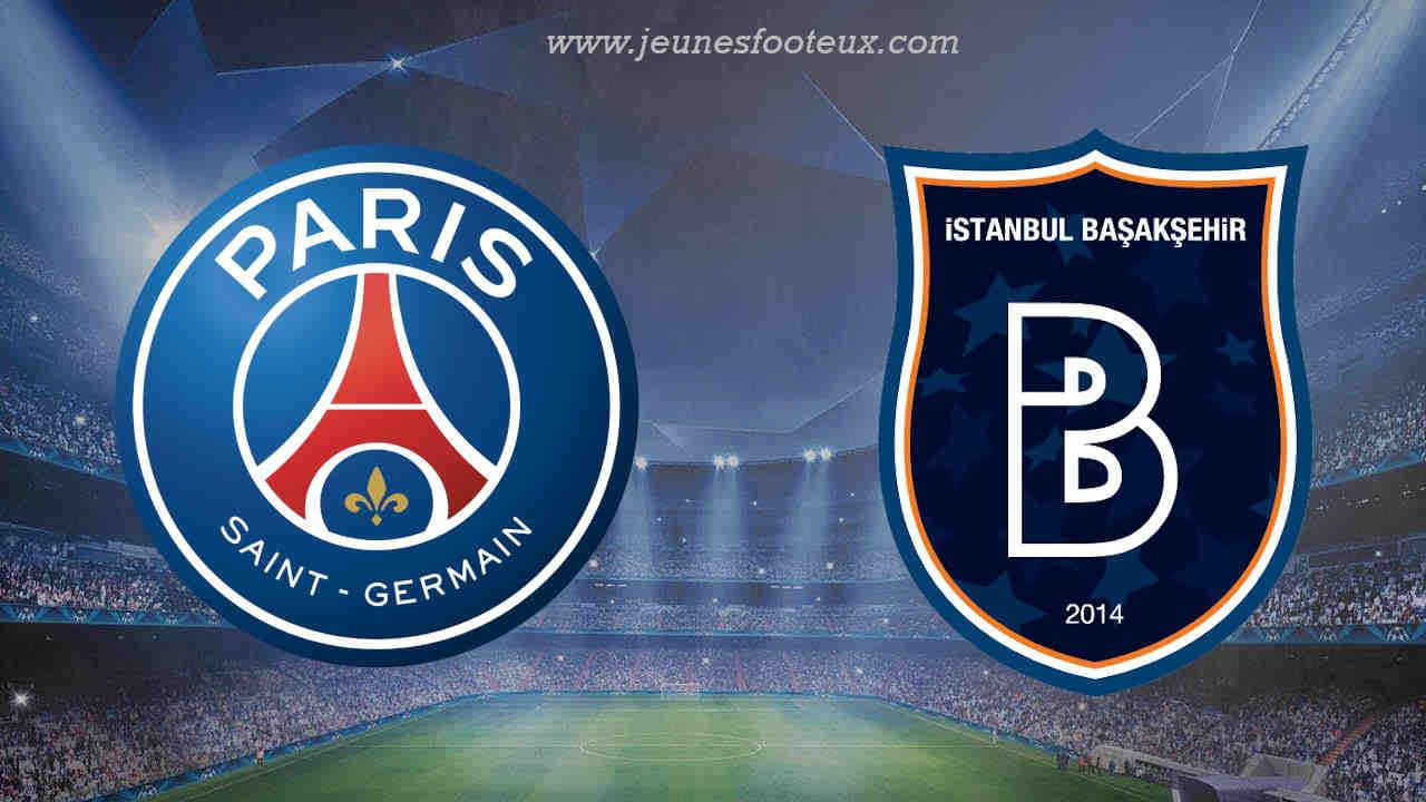 Paris-SG - Istanbul Başakşehir, match arrêté suite aux propos raciste du 4ème arbitre