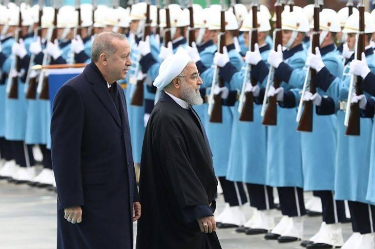 L'Iran cherche à mettre fin au conflit avec la Turquie