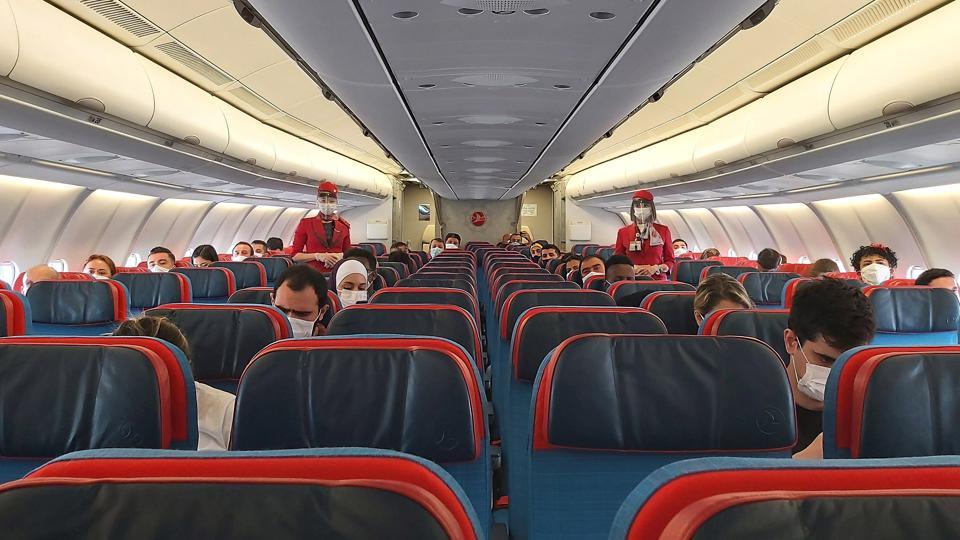 Turkish Airlines suspend ses vols entre le Royaume-Uni et la Turquie