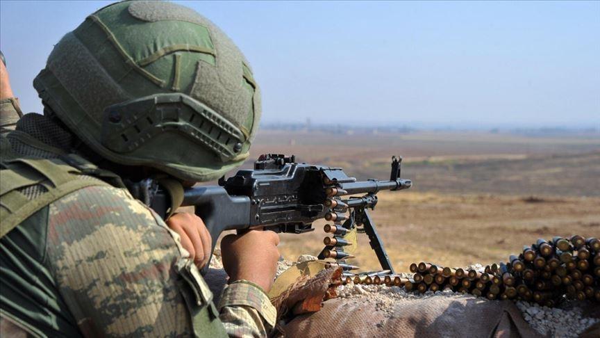 La Turquie neutralise 3 terroristes des YPG / PKK en Syrie