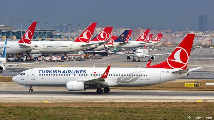 Turkish Airlines prend la seconde place du classement en Europe