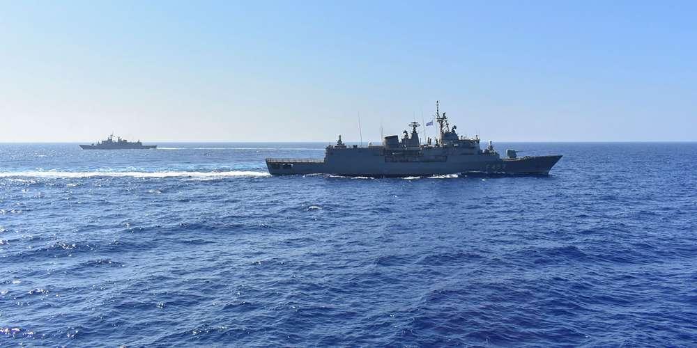 [Maritimes] La Turquie et la Grèce se préparent pour les premières discussions