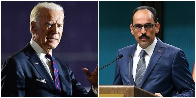 """""""Biden cherche à tourner la page des liens avec la Turquie"""""""