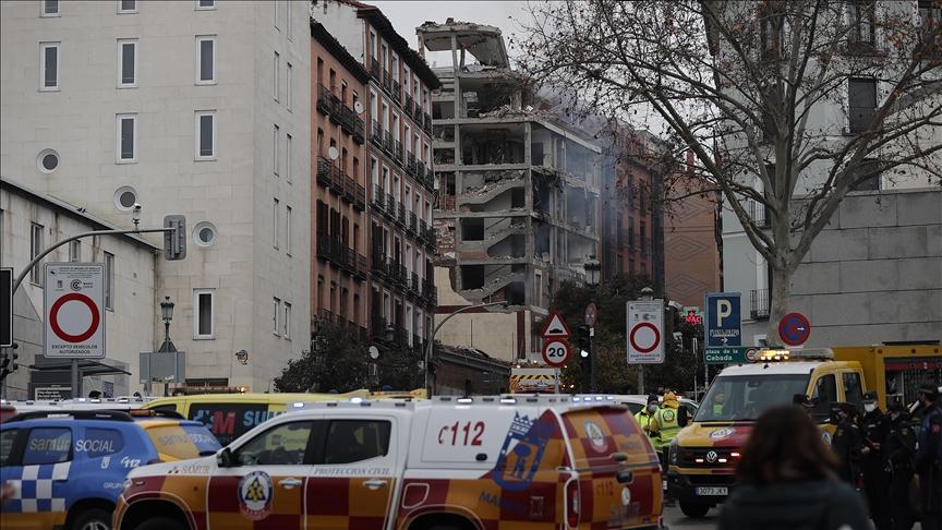Explosion à Madrid : La Turquie présente ses condoléances à l'Espagne